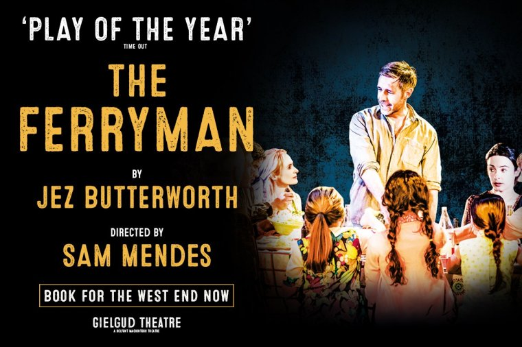 The Ferryman Plays to see in London